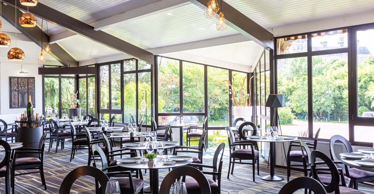 Restaurant Château de la Tour