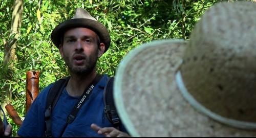 Florian Bousquet à l'Ile de Raymond