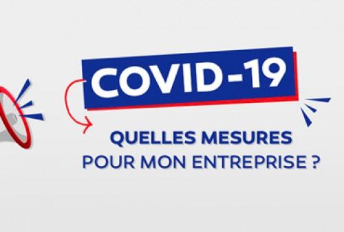 COVID MESURES SOUTIEN ENTREPRISES